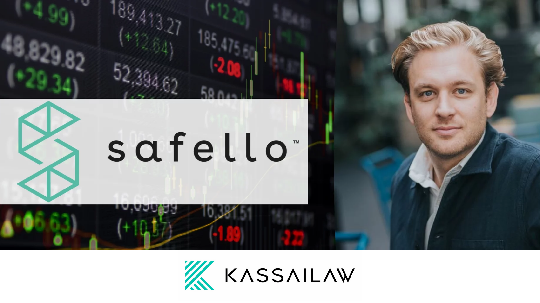 KassaiLaw client, Safello Raises $1.3M for Planned 2021 IPO